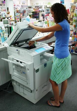 dot matrix printer - Color Copy Machine